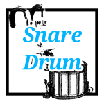 """4D """"Flam-Drag-Train"""" (Snare)"""